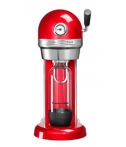 Machine Sodastream rouge capacité 60 litres