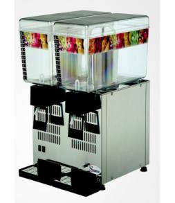 Distributeur de Boissons Réfrigérées - 2x12 Litres