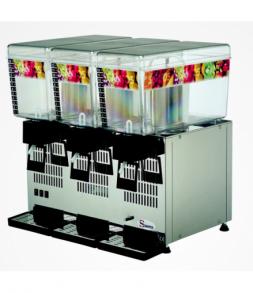 Distributeur de Boissons Réfrigérées - 3x12 Litres